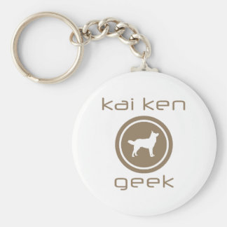 Kai Ken Keychain
