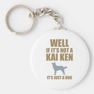 Kai Ken Key Chain