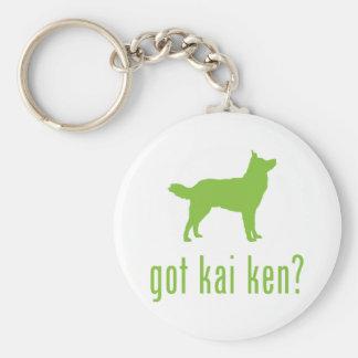 Kai Ken Keychains