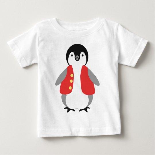 Kai Penguin Baby T-Shirt