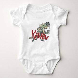 Kaijew the Chosen Monster Baby Bodysuit