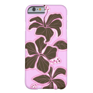 Kailua Hibiscus Hawaiian Engineered Floral Barely There iPhone 6 Case