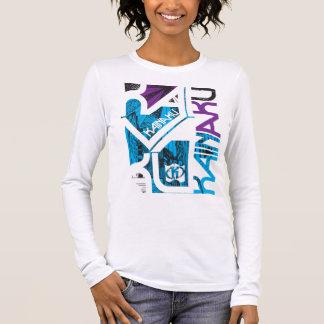 Kainaku Bella fitted LS Long Sleeve T-Shirt