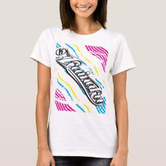 Kainaku Bella fitted Spaghetti Strap T-Shirt