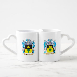 Kaiser Coat of Arms - Family Crest Couples Mug