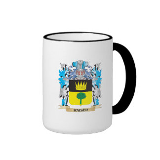 Kaiser Coat of Arms - Family Crest Coffee Mugs
