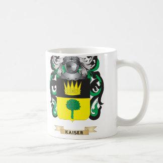 Kaiser Coat of Arms (Family Crest) Mugs