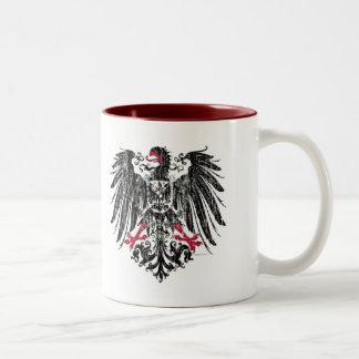Kaiser Eagle Two-Tone Mug