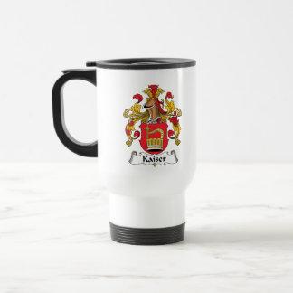 Kaiser Family Crest Mug