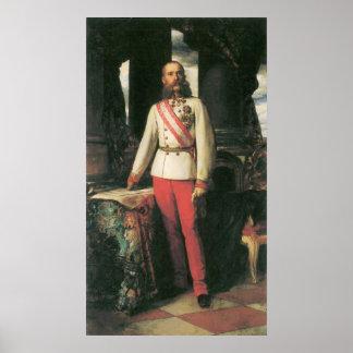 Kaiser Franz Joseph Poster