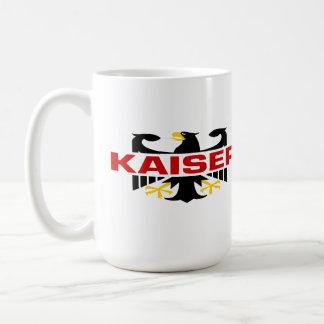 Kaiser Surname Coffee Mug