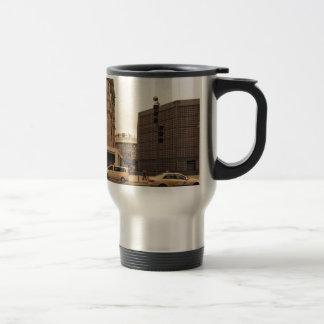 Kaiser Wilhelm Gedächtniskirche Stainless Steel Travel Mug