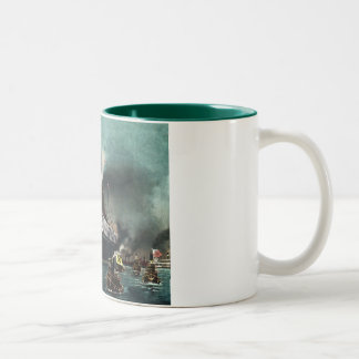 Kaiser Wilhelm II Coffee Mug