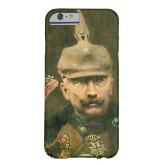 Kaiser Wilhelm iPhone 6 Case Barely There iPhone 6 Case