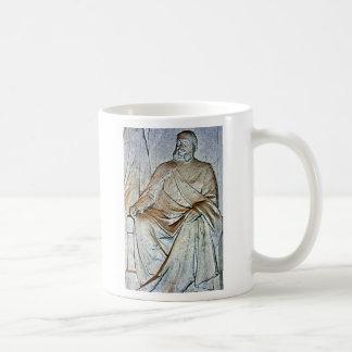 Kaiser Wilhelm Relief, Berlin Basic White Mug