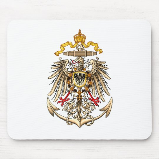 Kaiserliche Marine - Reenacting Mouse Mat