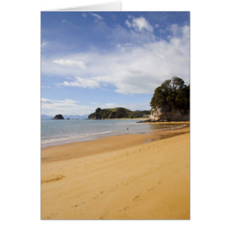 Kaiteriteri Beach, Abel Tasman National Park Card