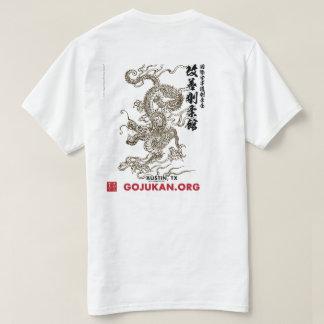 Kaizen Gojukan Chinese Dragon T T-Shirt