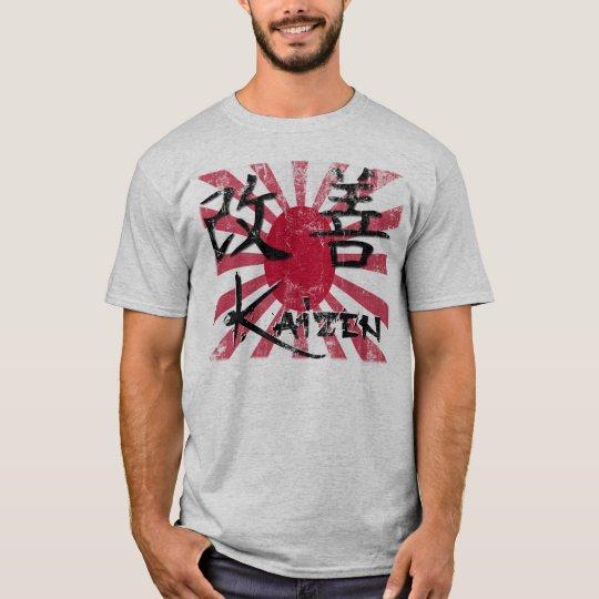 Kaizen - Retro Style T-Shirt