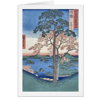 Kajikoyama Inaba Greeting Card