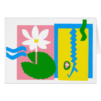 Kakadu - Greeting card