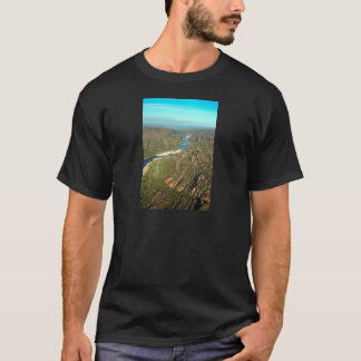 Kakadu National Park aerial East Alligator River T-Shirt