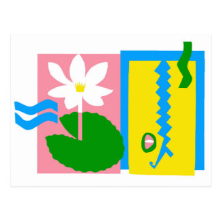 Kakadu - Postcard