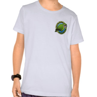 Kakapo Chick Tally Tee Shirt
