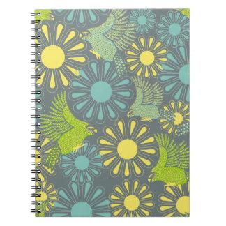 Kakapo Parrot Notebook