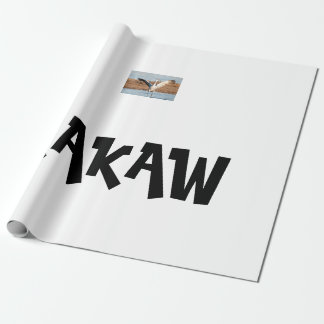 KAKAW Wrapping Paper