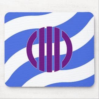 Kakogawa city flag Hyogo prefecture japan symbol Mouse Pad