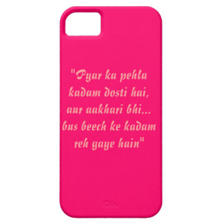 Kal Ho Naa Ho Quote iPhone 5S Case