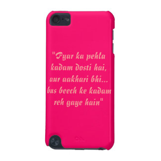 Kal Ho Naa Ho Quote iPod Touch 5G Case