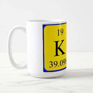 Kal periodic table name mug