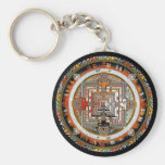 Kalachakra Mandala Keychains