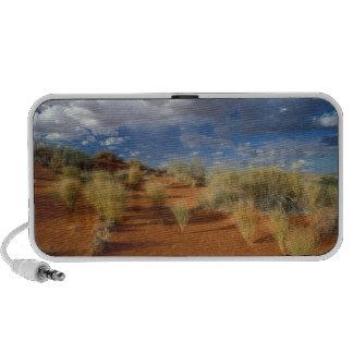 Kalahari Desert Scene, Kgalagadi Transfrontier 2 Mini Speakers
