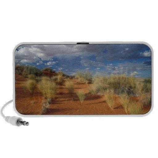 Kalahari Desert Scene, Kgalagadi Transfrontier 2 PC Speakers