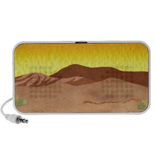 Kalahari Desert iPod Speakers