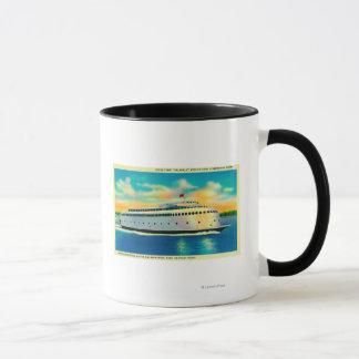 Kalakala Ferry, World's First Streamlined Mug