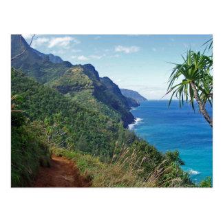 Kalalau Trail Postcard