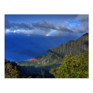 Kalalau Valley Postcard