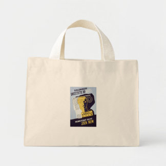 Kalamazoo Institute of Arts  - WPA Poster - Bags