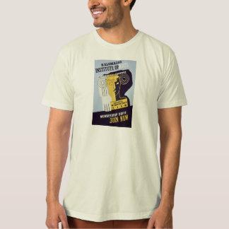 Kalamazoo Institute of Arts  - WPA Poster - T-Shirt