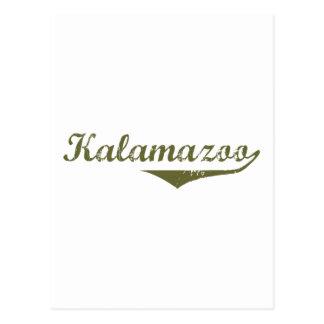 Kalamazoo  Revolution t shirts Postcard