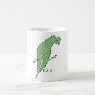 Kale Coffee Mug