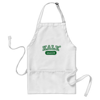 Kale Psych Not So Much Standard Apron