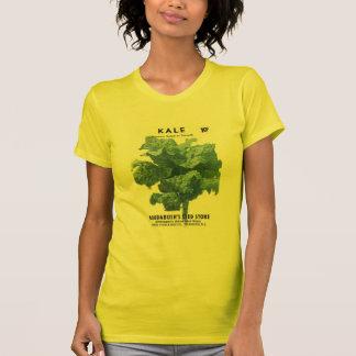 Kale, Roudabush's Seed Store T-shirt