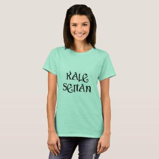 Kale Seitan Vegan & vegetarian pride t-shirt