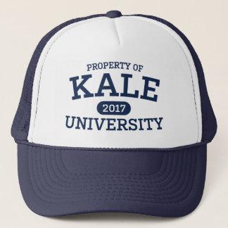 Kale University Vegan Vegetarian Cap