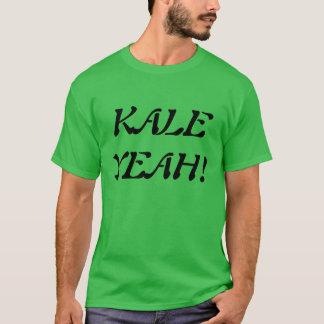 """""""Kale Yeah!"""" t-shirt"""